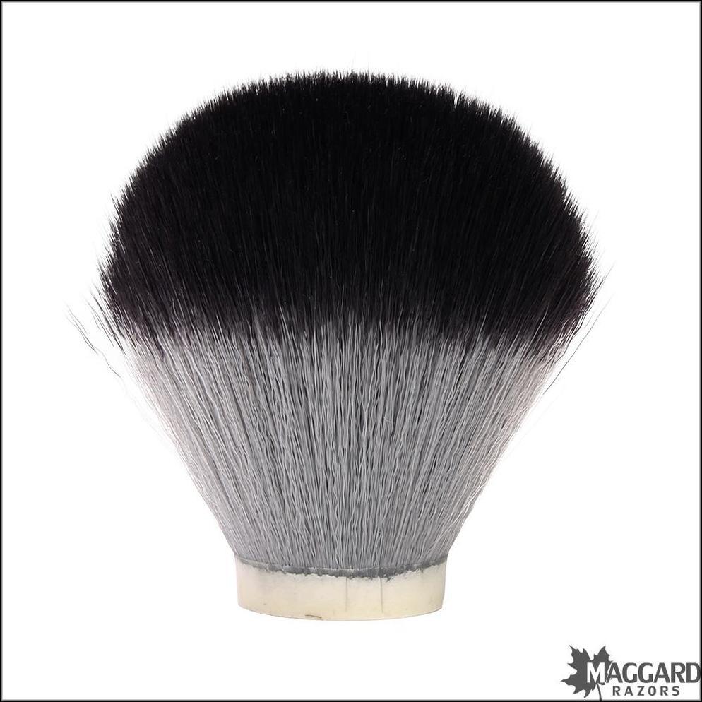 Maggard-Razors-22mm-Timberwolf-Gray-Synthetic-Shaving-Brush-Knot